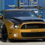 2011 GeigerCars.de Ford Mustang Shelby GT640 Golden Snake