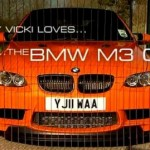 2011 BMW M3 GTS with Fifth Gear's Vicki Butler-Henderson