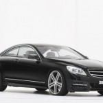 BRABUS tuning kit for Mercedes CL and S 500 4MATIC Models