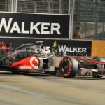 Sponsored Video: Hamilton, Button and the Singapore Night Race