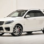 BRABUS B63S – 700 WIDESTAR sports 700HP and top speed of 300 km/h