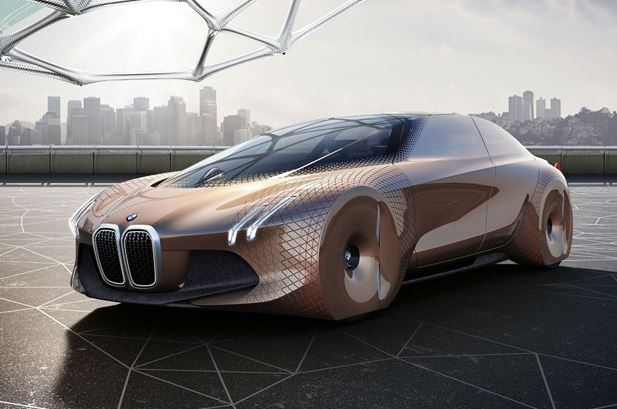 BMW Self Driving Car
